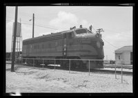 Texas-Mexican Railroad diesels,Missouri Pacific Railroad diesels,Bonhomie & Hattiesburg Southern steam locomotives in Texas and Mississippi