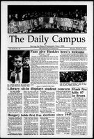The Daily Campus, Volume 93, Number 98