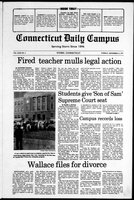 Connecticut Daily Campus, Volume 81, Number 2