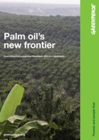 Palm Oil's New Frontier