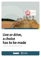 Live Or Drive, A Choice Has To Be Made