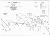 Bath to Boothbay, Inside Passage, Western Half