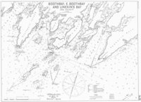 Boothbay, E. Boothbay and Linekin's Bay and Vicinity