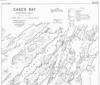 Casco Bay, Eastern Half