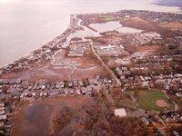 Bridgeport Flooded Area