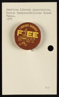 Library Service button