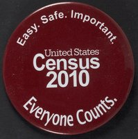 United States Census button