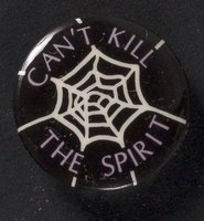 Can't Kill the Spirit button
