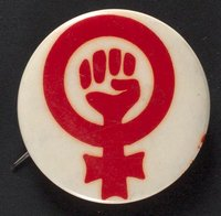 Women's Liberation button