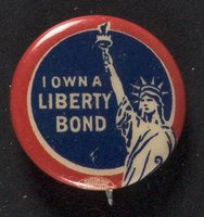 Liberty Bond button