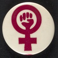 Women's Liberation Movement button