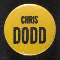 Chris Dodd button
