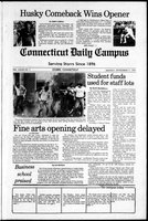 Connecticut Daily Campus, Volume 82, Number 2