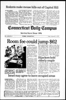 Connecticut Daily Campus, Volume 82, Number 6
