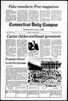 Connecticut Daily Campus, Volume 82, Number 24
