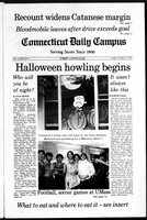 Connecticut Daily Campus, Volume 82, Number 35