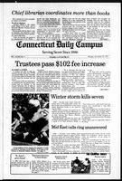 Connecticut Daily Campus, Volume 82, Number 45
