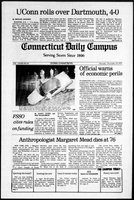 Connecticut Daily Campus, Volume 72, Number 48