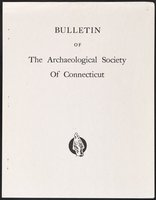 Bulletin of the Archaeological Society of Connecticut, 1940, v. 10