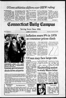 Connecticut Daily Campus, Volume 82, Number 57