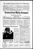 Connecticut Daily Campus, Volume 82, Number 61