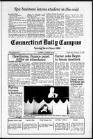 Connecticut Daily Campus, Volume 82, Number 80