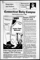 Connecticut Daily Campus, Volume 84, Number 71