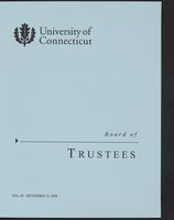 2008-09-23 Board of Trustees Meeting