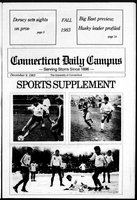 Connecticut Daily Campus, Volume 87, Number 61