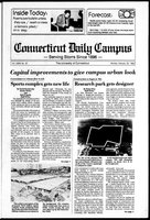 Connecticut Daily Campus, Volume 86, Number 87