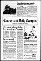 Connecticut Daily Campus, Volume 87, Number 3