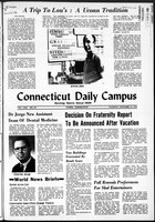 Connecticut Daily Campus, Volume 69, Number 55