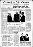 Connecticut Daily Campus, Volume 69, Number 83