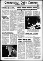 Connecticut Daily Campus, Volume 69, Number 88