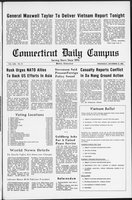Connecticut Daily Campus, Volume 70, Number 57