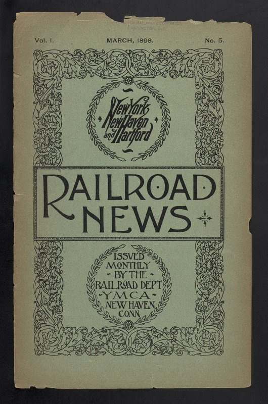 New York, New Haven and Hartford Railroad News
