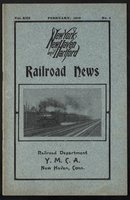 New York, New Haven and Hartford Railroad News, Volume 13, Number 4