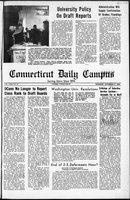 Connecticut Daily Campus, Volume 71, Number 41