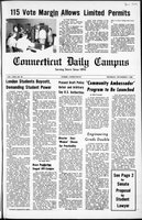 Connecticut Daily Campus, Volume 71, Number 50