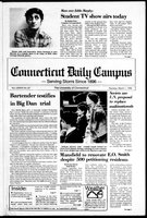 Connecticut Daily Campus, Volume 87, Number 87