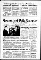 Connecticut Daily Campus, Volume 87, Number 95
