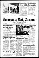 Connecticut Daily Campus, Volume 87, Number 106
