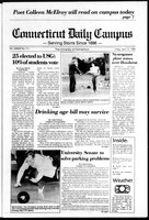 Connecticut Daily Campus, Volume 87, Number 111