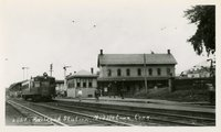 Middletown railroad station