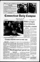 Connecticut Daily Campus, Volume 80, Number 62