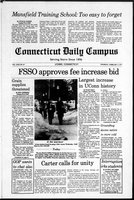 Connecticut Daily Campus, Volume 80, Number 67