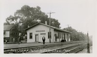 South Windham railroad station