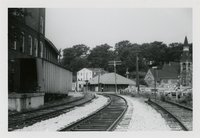Stafford Springs railroad station