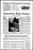 Connecticut Daily Campus, Volume 80, Number 24