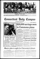 Connecticut Daily Campus, Volume 80, Number 25